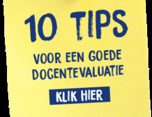 10 tips voor een goede docentevaluatie