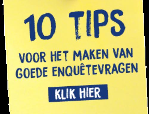 10 tips voor de beste enquêtevragen
